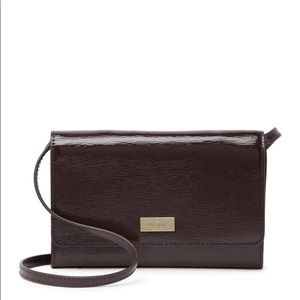 Kate Spade Bixby Place Chocolate Cherry Cr…